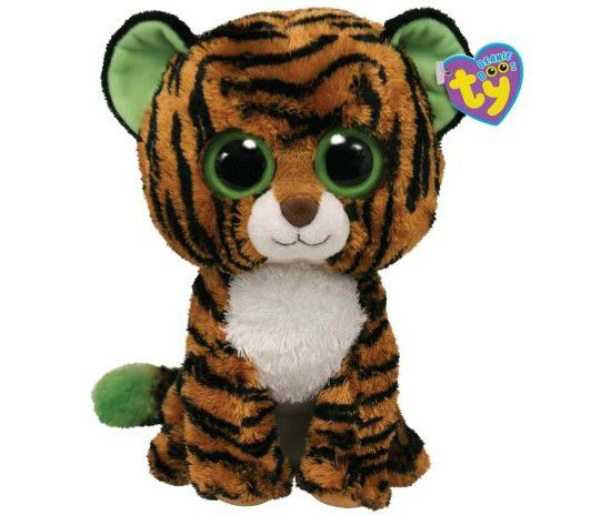 Stripes the tiger Boo Buddy9