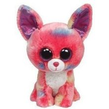 TY Cancun the Pink Chihuahua Boo Buddy