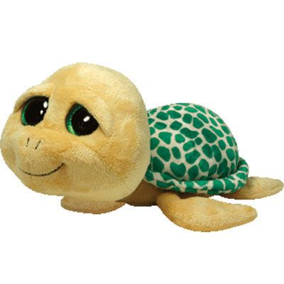 TY Pokey Turtle 24cm Boo Buddy 36997