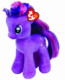 TY TY My Little Pony 6 Sparkle 41004