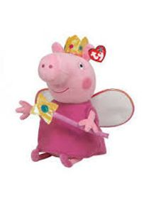 TY Peppa Pig Princess 46129