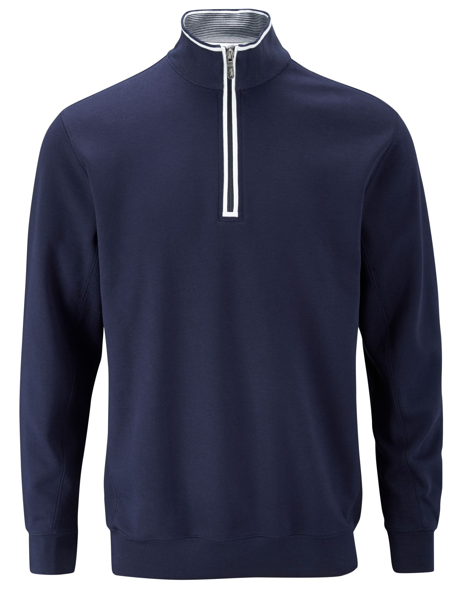 1/4 zip leaderboard sweater