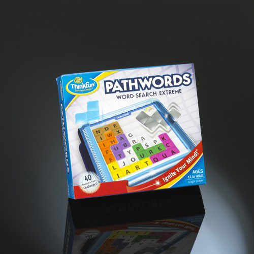 Pathwords game