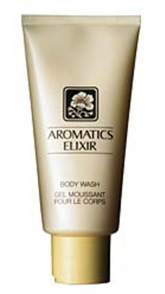 Clinique 200ml aromatics elixir body wash 200ml