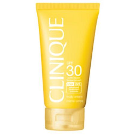 Clinique Body Cream SPF30 150ml
