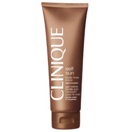 Clinique Body Tinted Lotion Light -Medium 125ml