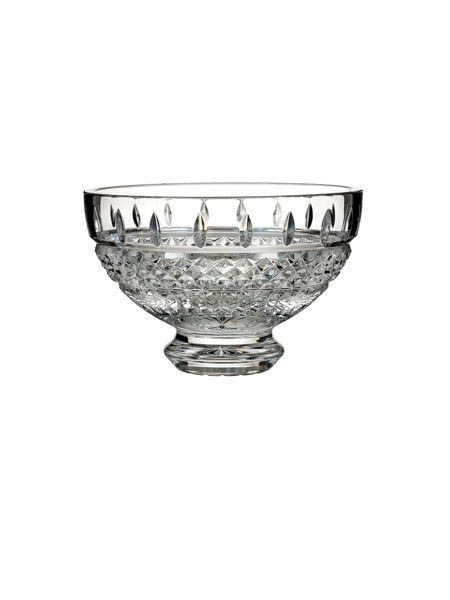 Waterford Irish lace footed bowl