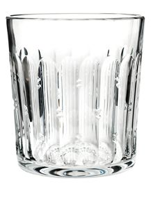 Waterford Mixology talon ice bucket with tongs, clear