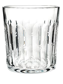 Mixology talon ice bucket with tongs, clear