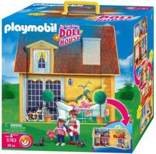 Playmobil My take along doll house