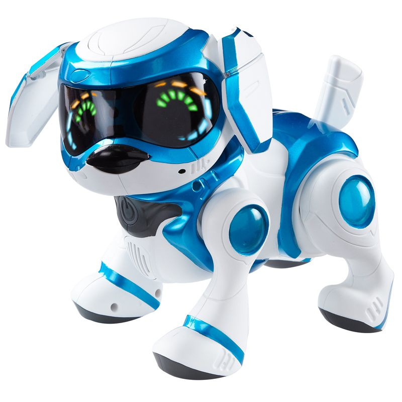 Teksta Robotic Puppy Blue