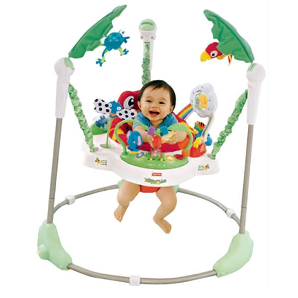 Fisher Price Rainforest dlx jumperoo