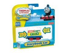 Thomas the tank Story Book Car (R9616)