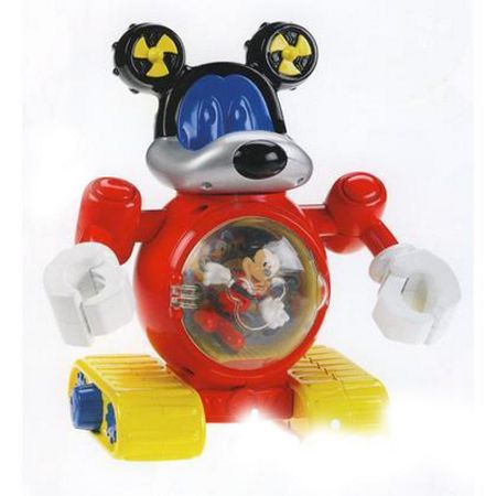 Mickey Mouse Micky Mouse Space Robot