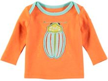 Rockin' Baby Boys Orange Bug T-Shirt