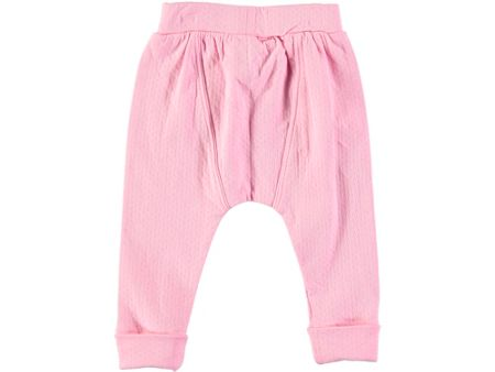 Rockin' Baby Girls Pink Leggings