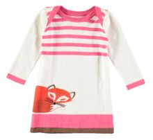 Rockin' Baby Fox Knitted Dress