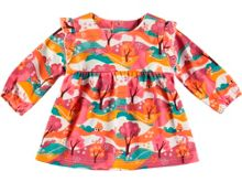 Rockin' Baby Girls Woodland Print Tunic