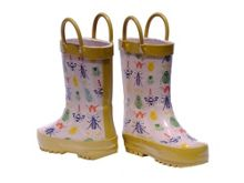 Rockin' Baby Bug Print Wellies