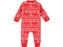 Rockin' Baby Christmas Knitted Romper
