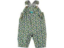 Rockin' Baby Boys Tree Print Cotton Overalls