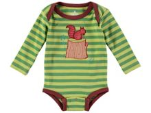 Rockin' Baby Squirrel Onesie