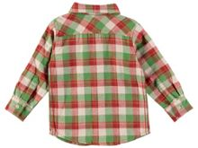 Rockin' Baby Stone Checked Shirt