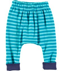 Rockin' Baby Boys Blue Stripe Leggings