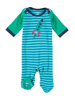 Boys Rocket Onesie
