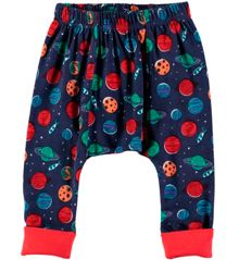 Rockin' Baby Boys Space Print Leggings
