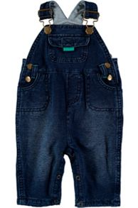 Rockin' Baby Denim Look Overall