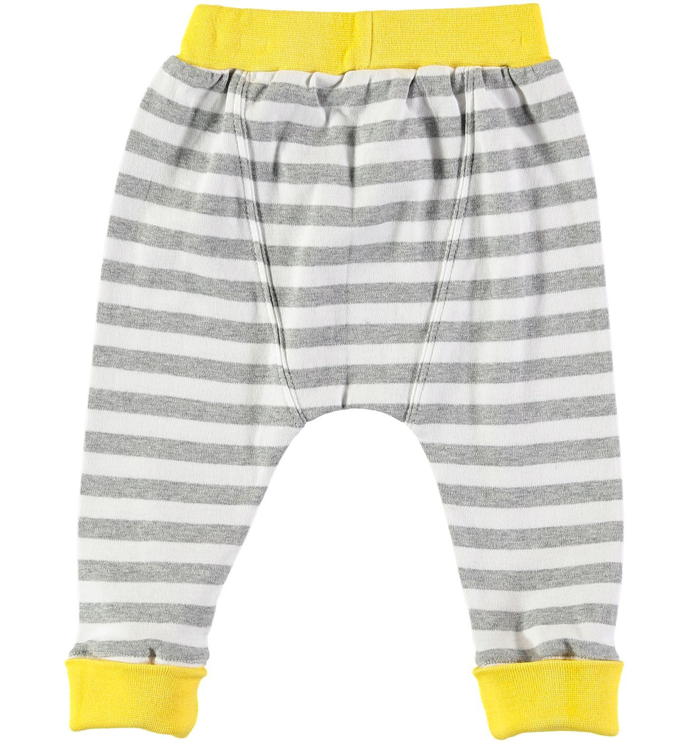 Rockin' Baby Rockin' Baby Boys Grey Stripe Leggings, Grey