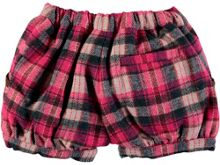 Rockin' Baby Girls Pink Check Shorts