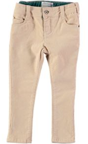 Rockin' Baby Girls Ivory Cord Trousers