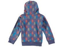 Rockin' Baby Boys Chevron Print Hooded Sweatshirt