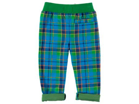 Rockin' Baby Boys Checked Trousers