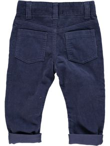 Rockin' Baby Boys Navy Cord Trousers