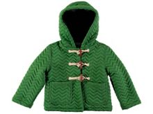 Rockin' Baby Boys Quilted Jacket