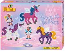 Hama Magical Horses Activity Set