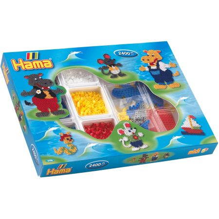 Hama Activity Box Blue