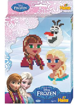 Disney Frozen Heads Activity Set