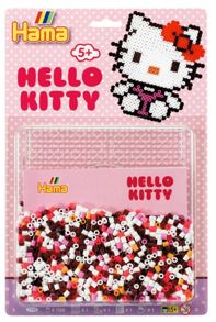 Hama Hello Kitty Bead Kit Blister