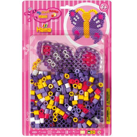 Hama My first maxi beads butterfly pack