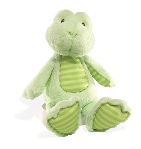 Gund Silly Stripes Frogers