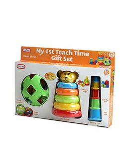 First teach time gift set