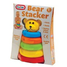 Fun Time Bear stacker