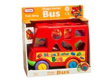 Fun Time Shape sorter bus