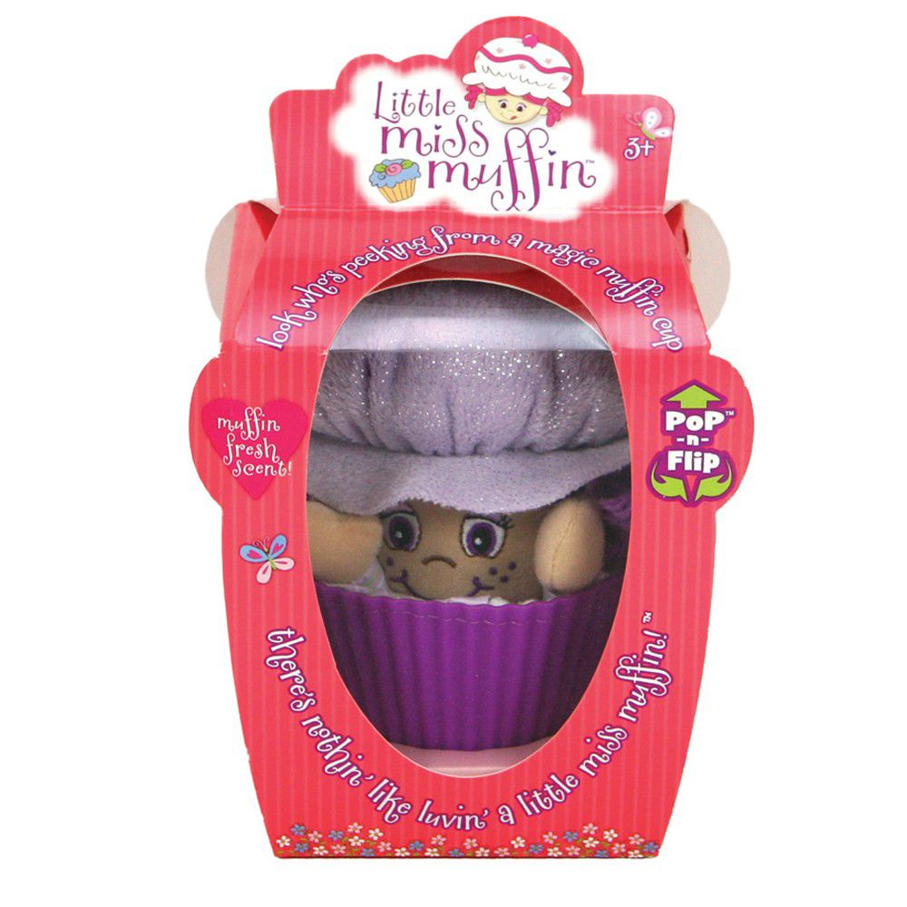 9 Little Miss Plum Muffin Doll