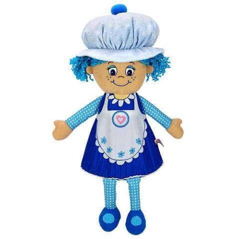 48cm Blueberry Little  Miss Muffin Doll