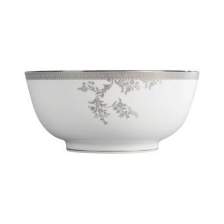 Wedgwood Vera Wang lace salad bowl